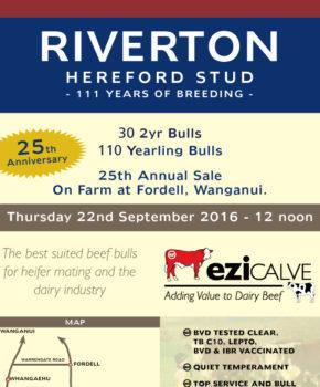 Riverton - 22 September 2016