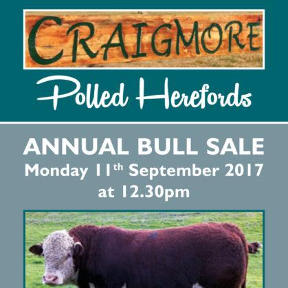 Craigmore Herefords - 11 September 2017