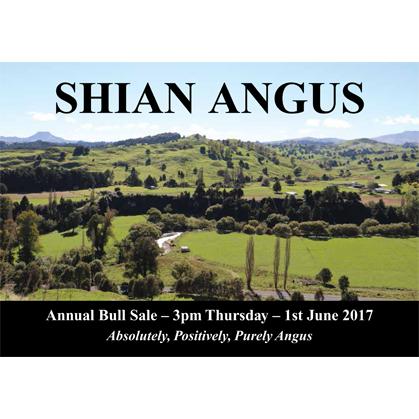 Shian Bull - 1 June 2017