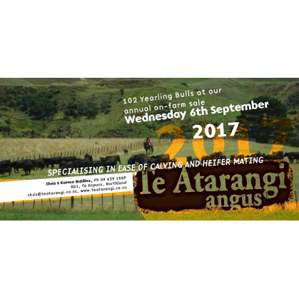 Te Atarangi Angus - 6 September 2017