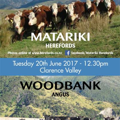 Woodbank & Matariki - 20 June 2017