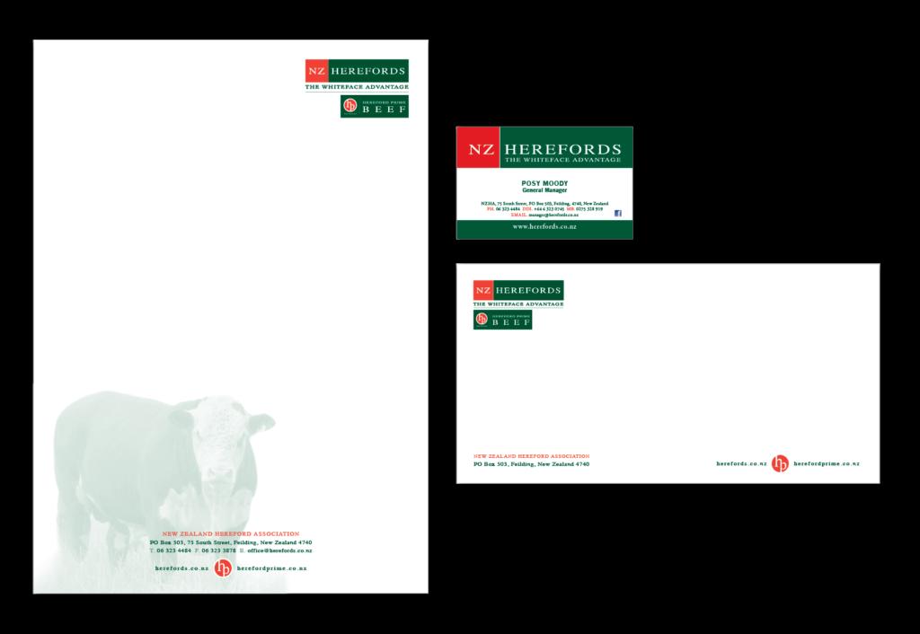 Letterheads - Envelopes