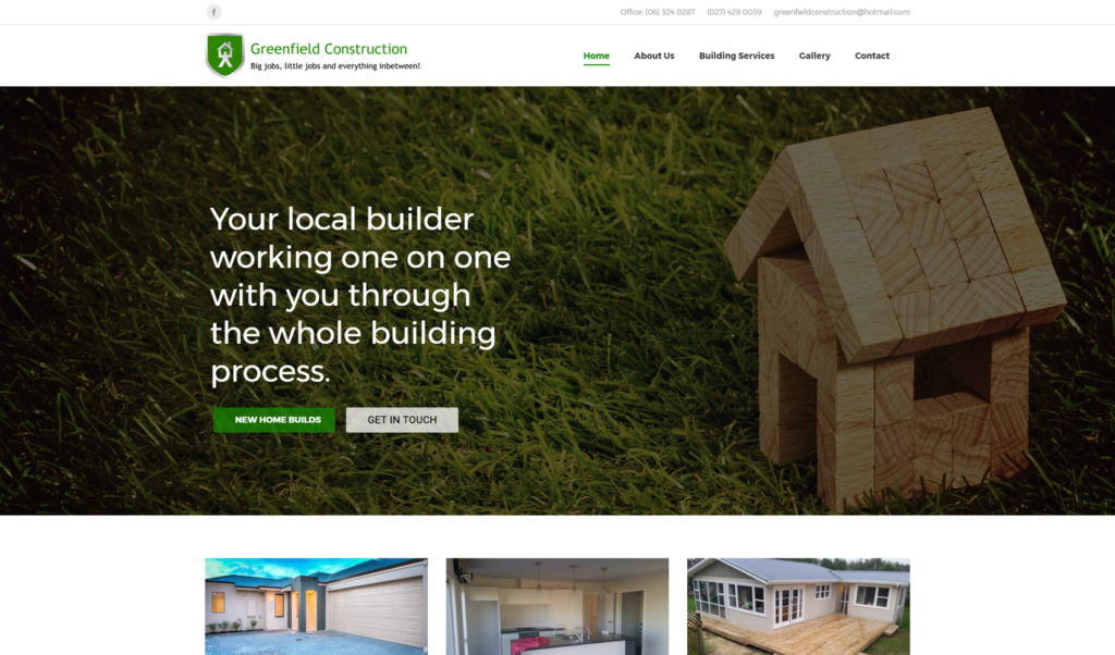 Greenfield Construction