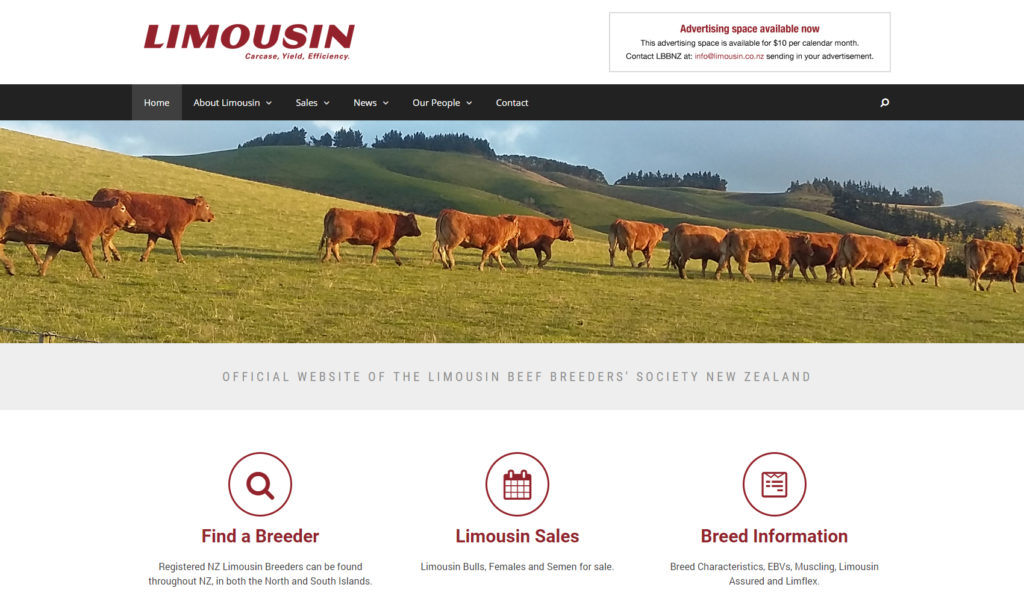 Limousin New Zealand